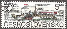 Buy [CZ2819] Czechoslovakia: Sc. no. 2819 (1991) CTO single
