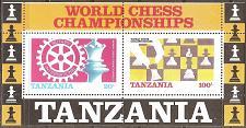 Buy [TZ0305] Tanzania: Sc. no. 305a (1986) MNH Miniature Sheet
