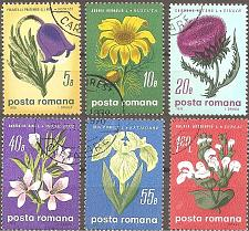 Buy [RO2252] Romania: Sc. no. 2252-2157 (1970) CTO