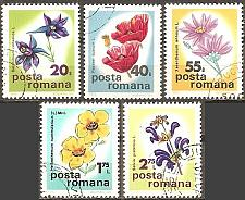 Buy [RO2575] Romania: Sc. no. 2575-2579 (1975) CTO