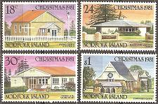 Buy [NI0283] Norfolk Island: Sc. no. 283-286 (1981) MNH Complete Set