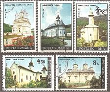Buy Romania: Sc. no. 3658-3662 (1991) CTO