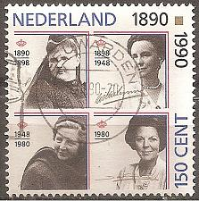 Buy Netherlands: Sc. no. 0763 (1990) Used Single