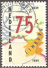 Buy [NE0750] Netherlands: Sc. no. 750 (1989) Used single