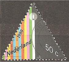 Buy [NE0751] Netherlands: Sc. no. 751 (1989) Used single