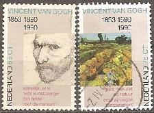 Buy [NE0754] Netherlands: Sc. no. 754-755 (1990) Used complete set