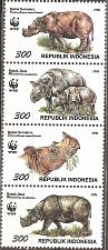 Buy [ID1673] Indonesia: Sc. no. 1673 (1996) MNH Complete Set