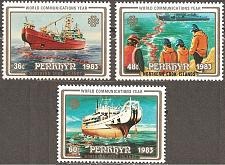 Buy [PN0228] Penhryn: Sc. no. 228-230 (1983) MNH Complete Set