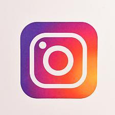 Buy Custom Stickers No Minimum | Instagram Logo Die Cut Stickers | GS-JJ.com ™