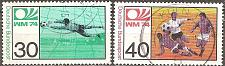 Buy Germany: Sc. No. 1146-1147 (1974) Used Complete Set