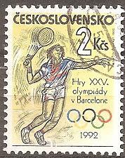 Buy [CZ2851] Czechoslovakia: Sc. no. 2851 (1992) Used single