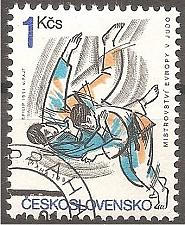 Buy [CZ2815] Czechoslovakia: Sc. no. 2815 (1991) CTO single