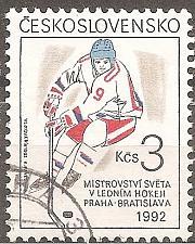 Buy [CZ2853] Czechoslovakia: Sc. no. 2853 (1992) CTO single