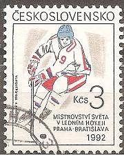 Buy Czechoslovakia: Sc. no. 2853 (1992) CTO single