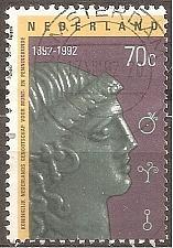 Buy Netherlands: Sc. no. 0814 (1992) Used Single