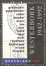 Buy Netherlands: Sc. no. 0816 (1992) Used Single