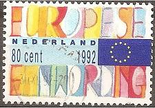 Buy [NE0817] Netherlands: Sc. no. 817 (1992) Used Single