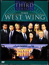 Buy West Wing - Complete Season 3 DVD 2004, 4-Disc Set - Very Good