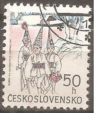Buy [CZ2848] Czechoslovakia: Sc. no. 2848 (1991) CTO single