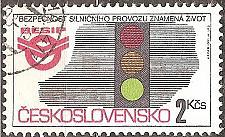 Buy [CZ2854] Czechoslovakia: Sc. no. 2854 (1992) CTO single
