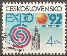 Buy [CZ2855] Czechoslovakia: Sc. no. 2855 (1992) CTO single