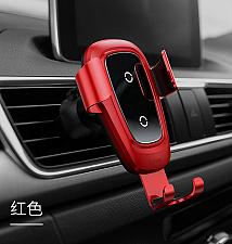 Buy 10W Qi fast charge car wireless charger dashboard holder mount iphone x xs samsung