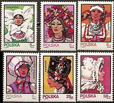 Buy Poland: Sc. no. 2595-2600 (1983) MNH Complete Set