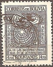 Buy Bolivia: Sc. no. C139 (1950) Used