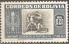 Buy Bolivia: Sc. no. 0352 (1951) MH