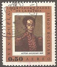 Buy [VZC944] Venezuela: Sc. no. C944 (1966) Used