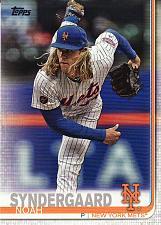 Buy 2019 Topps #359 - Noah Syndergaard - Mets