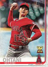 Buy 2019 Topps #600 - Shohei Ohtani - Angels