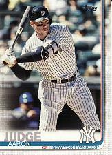 Buy 2019 Topps #150 - Aaron Judge - Yankees