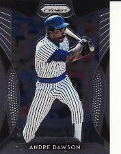 Buy 2019 Panini Prizm #214 - Andre Dawson - Cubs