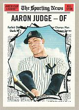 Buy 2019 Topps Heritage #356 - Aaron Judge AS - Yankees