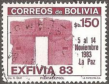 Buy [BL0690] Bolivia: Sc. no. 0690 (1983) Used Single