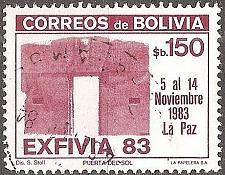 Buy Bolivia: Sc. no. 0690 (1983) Used Single