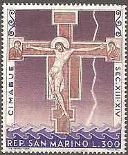 Buy [SM0676] San Marino: Sc. no. 676 (1967) MNH Single