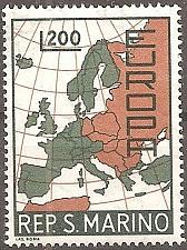 Buy [SM0664] San Marino: Sc. no. 664 (1967) MNH Single
