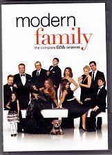 Buy Modern Family - Complete Season 5 DVD, 2014, 3-Disc Set - Very Good
