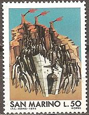 Buy [SM0853] San Marino: Sc. no. 853 (1975) MNH Single