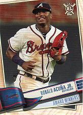 Buy 2019 Topps Big League #381 - Ronald Acuna Jr. - Braves