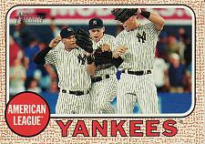Buy 2017 Topps Heritage #197 - New York Yankees