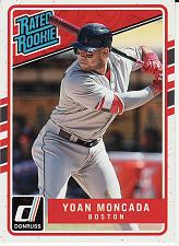Buy 2017 Donruss #31 - Yoan Moncada - Red Sox