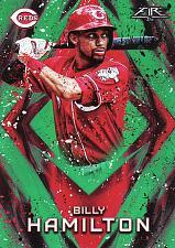 Buy 2017 Topps Fire Green #51 - Billy Hamilton - Reds