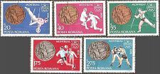 Buy [RO2650] Romania: Sc. no. 2650-2654 (1976) CTO