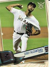 Buy 2019 Topps Big League #264 - Sandy Alcantara - Marlins