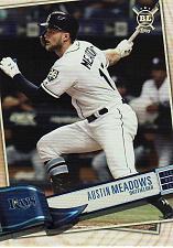 Buy 2019 Topps Big League #23 - Austin Meadows - Rays