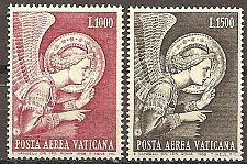 Buy [VCC053] Vatican City: Sc. no. C53-C54 (1968) MNH full set