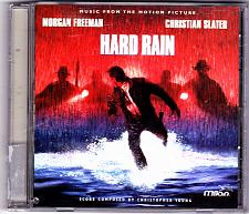 Buy Hard Rain - Original Movie Soundtrack CD 1998 - Very Good